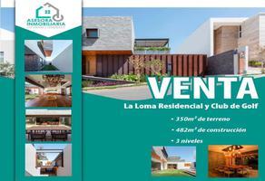 Foto de casa en venta en palmilla 70, la loma, san luis potosí, san luis potosí, 20529479 No. 01