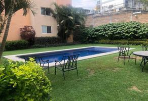 Foto de departamento en renta en palmira 10, palmira tinguindin, cuernavaca, morelos, 0 No. 01