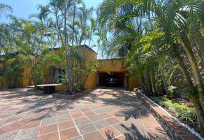Foto de casa en renta en  , palmira tinguindin, cuernavaca, morelos, 18308029 No. 01