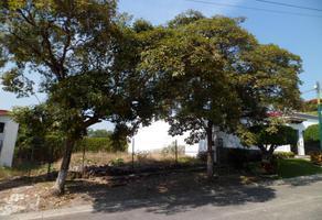 Foto de terreno habitacional en venta en  , palmira tinguindin, cuernavaca, morelos, 18999730 No. 01