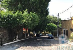 Foto de terreno habitacional en venta en  , palmira tinguindin, cuernavaca, morelos, 4430048 No. 01