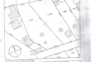Foto de terreno habitacional en venta en  , palmira tinguindin, cuernavaca, morelos, 8090431 No. 01
