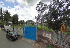 Foto de terreno habitacional en venta en  , palmitas, iztapalapa, df / cdmx, 13464137 No. 01