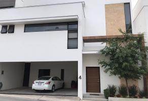 Foto de casa en venta en  , palo blanco, san pedro garza garcía, nuevo león, 13862584 No. 01