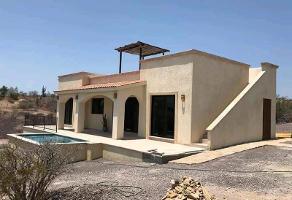 Foto de casa en venta en palo verde 8, el centenario, la paz, baja california sur, 0 No. 01