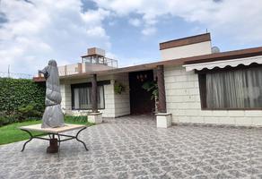 Foto de casa en venta en panoramica martin chimaltecatl , san miguel, ocoyoacac, méxico, 0 No. 01