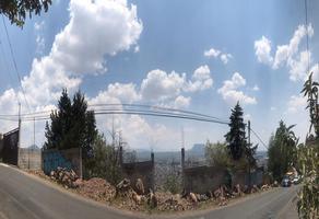 Foto de terreno habitacional en venta en panoramica san martin chimaltecatl 0, centro ocoyoacac, ocoyoacac, méxico, 0 No. 01