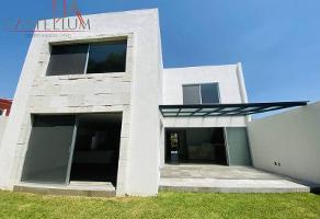 Foto de casa en venta en par vial , atlacomulco, jiutepec, morelos, 0 No. 01
