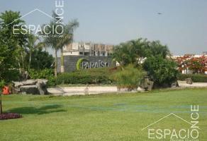Foto de terreno habitacional en venta en  , paraíso country club, emiliano zapata, morelos, 11762854 No. 01