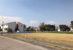 Foto de terreno habitacional en venta en  , paraíso country club, emiliano zapata, morelos, 15140232 No. 01