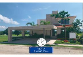 Foto de casa en venta en  , paraíso country club, emiliano zapata, morelos, 18110530 No. 01