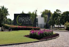 Foto de terreno habitacional en venta en  , paraíso country club, emiliano zapata, morelos, 18436684 No. 01