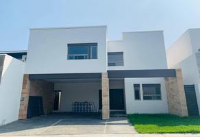 Foto de casa en renta en  , paraíso residencial, monterrey, nuevo león, 20885632 No. 01