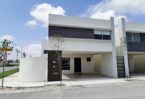 Foto de casa en venta en  , paraje anáhuac, general escobedo, nuevo león, 13866705 No. 01