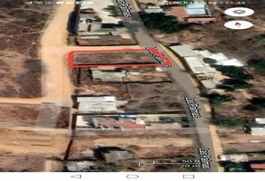 Foto de terreno habitacional en venta en  , paraje de las salinas, san andrés huayápam, oaxaca, 0 No. 01