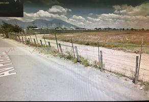 Foto de terreno comercial en renta en  , paraje de san josé sector las flores, garcía, nuevo león, 16429660 No. 01