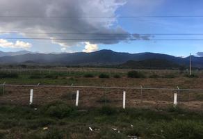 Foto de terreno comercial en venta en paraje , rancho valle del lago, tlacolula de matamoros, oaxaca, 15691836 No. 01