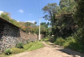 Foto de terreno habitacional en venta en paralela a camino real a jalmolonga , malinalco, malinalco, méxico, 18261581 No. 01