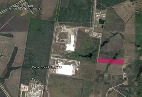 Foto de terreno industrial en venta en parcela 12-z-1 p-1/1 , santa amalia, altamira, tamaulipas, 18150081 No. 01