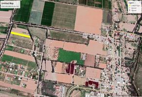 Foto de terreno comercial en venta en parcela #150 - z esquina con calle suspiro , valladolid, jesús maría, aguascalientes, 20644018 No. 01