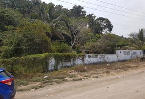 Foto de terreno habitacional en venta en parcela 165 p2/3z-1 , la peñita de jaltemba centro, compostela, nayarit, 0 No. 01