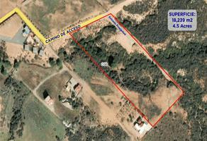 Foto de terreno habitacional en venta en parcela 21 y 22 fraccionamiento b de la manzana s/m , san antonio de las minas, ensenada, baja california, 17726140 No. 01