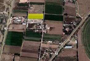 Foto de terreno habitacional en venta en parcela , ejidal, jesús maría, aguascalientes, 13936637 No. 01