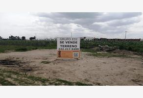 Foto de terreno habitacional en venta en parcela número 364 z-1, san francisco ocotlán, coronango, puebla, 21386722 No. 01