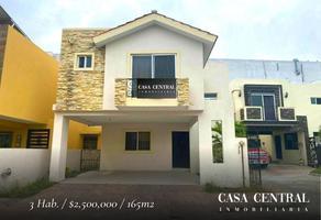 Foto de casa en venta en parque alborada 717, unidad nacional, ciudad madero, tamaulipas, 0 No. 01