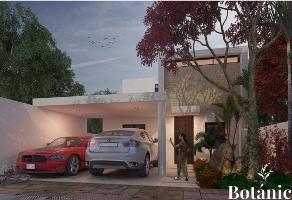 Foto de casa en venta en parque botánico conkal , conkal, conkal, yucatán, 0 No. 01