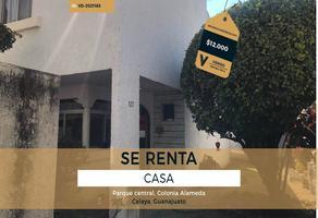 Foto de casa en renta en parque central , alameda, celaya, guanajuato, 18668866 No. 01