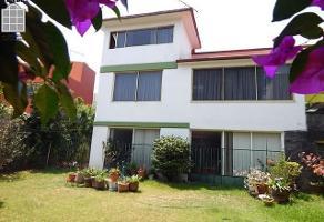 Foto de casa en venta en  , parque del pedregal, tlalpan, distrito federal, 0 No. 01