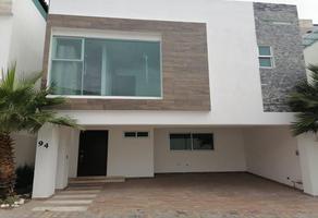 Foto de casa en venta en parque hidalgo 1, lomas de angelópolis ii, san andrés cholula, puebla, 0 No. 01