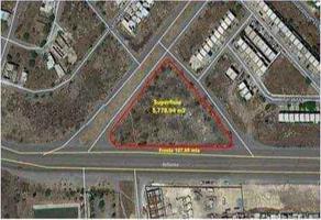 Foto de terreno comercial en venta en  , parque industrial apodaca, apodaca, nuevo león, 17783805 No. 01