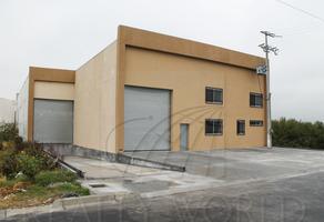 Foto de bodega en venta en  , parque industrial i, general escobedo, nuevo león, 16960252 No. 01