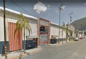 Foto de bodega en venta en  , parque industrial i, general escobedo, nuevo león, 16960342 No. 01