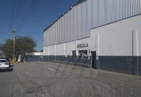 Foto de bodega en venta en  , parque industrial i, general escobedo, nuevo león, 16961352 No. 01