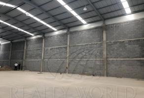 Foto de bodega en venta en  , parque industrial i, general escobedo, nuevo león, 16961461 No. 01