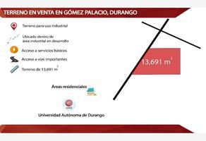 Foto de terreno industrial en venta en  , parque industrial lagunero, gómez palacio, durango, 17672107 No. 01