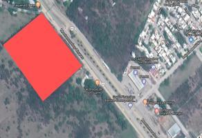 Foto de terreno comercial en renta en  , parque industrial, linares, nuevo león, 7627306 No. 01
