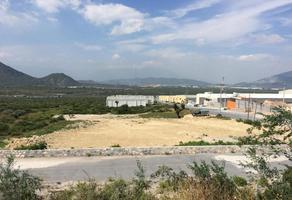 Foto de terreno industrial en venta en  , parque industrial milimex, santa catarina, nuevo león, 17419244 No. 01