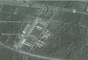 Foto de terreno industrial en venta en  , parque industrial milimex, santa catarina, nuevo león, 19279811 No. 01