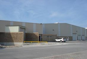Foto de nave industrial en renta en parque industrial , parque industrial, ramos arizpe, coahuila de zaragoza, 16005449 No. 01