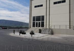Foto de bodega en renta en  , parque industrial periférico, general escobedo, nuevo león, 17330016 No. 01