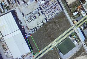 Foto de terreno habitacional en venta en  , parque industrial, ramos arizpe, coahuila de zaragoza, 0 No. 01
