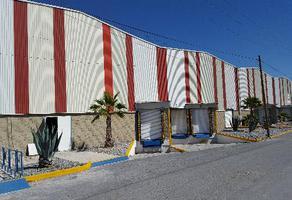 Foto de nave industrial en renta en  , parque industrial, ramos arizpe, coahuila de zaragoza, 13164501 No. 01
