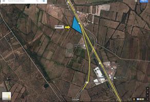 Foto de terreno comercial en venta en parque logistic , zona industrial, san luis potosí, san luis potosí, 12767026 No. 01