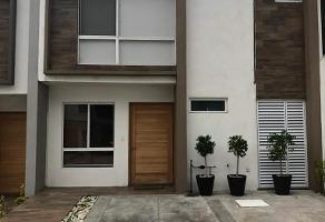 Foto de casa en condominio en venta en parque natura i, winnipeg 11 , lomas de angelópolis ii, san andrés cholula, puebla, 0 No. 01