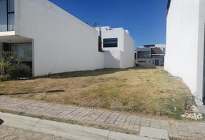 Foto de terreno habitacional en venta en parque nuevo león na, san bernardino tlaxcalancingo, san andrés cholula, puebla, 0 No. 01