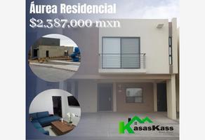 Foto de casa en venta en parque plateado norte 6856, jardines residencial, juárez, chihuahua, 18990701 No. 01